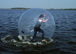 Aquabubble in Giethoorn
