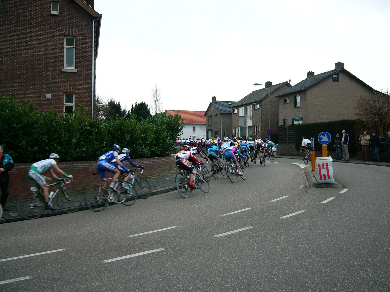 Experience the Amstel Gold Race from up close!