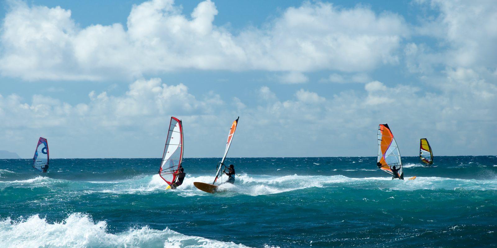 Jibe City Windsurfzentrum