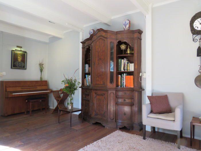 Muziek- of zitkamer