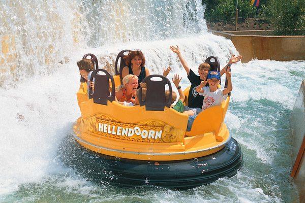 Avonturenpark Hellendoorn - Vakantiepark