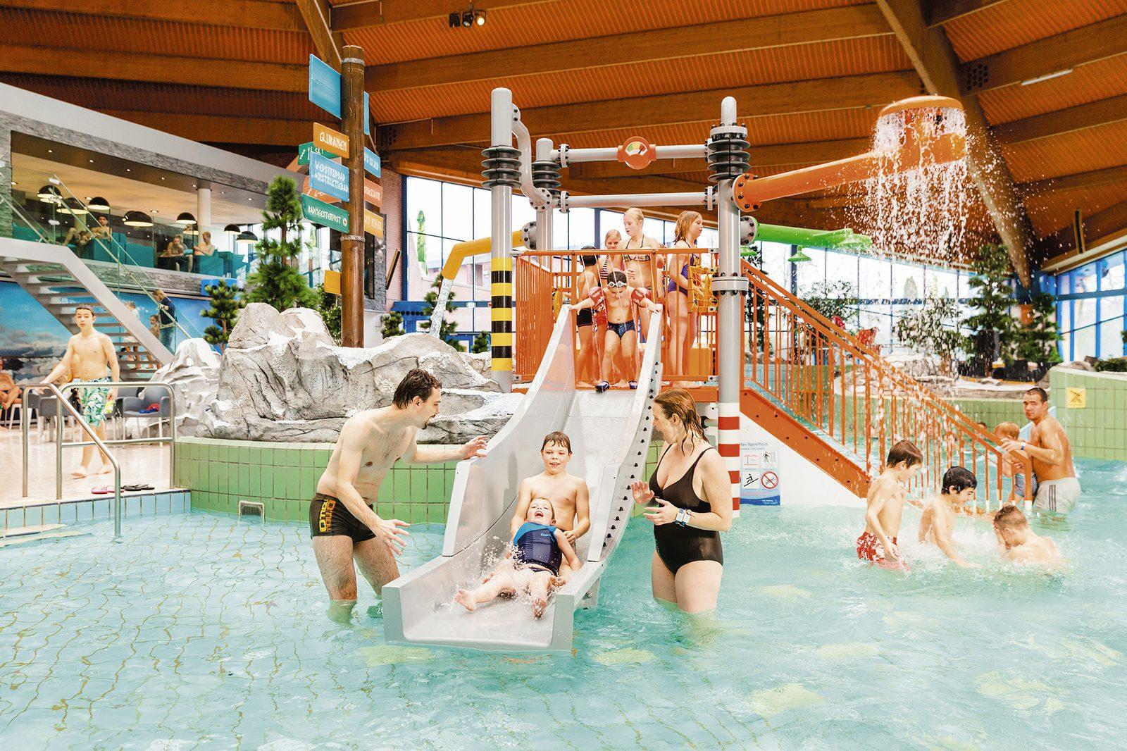 Voorjaarsvakantie: Gratis subtropisch zwemmen