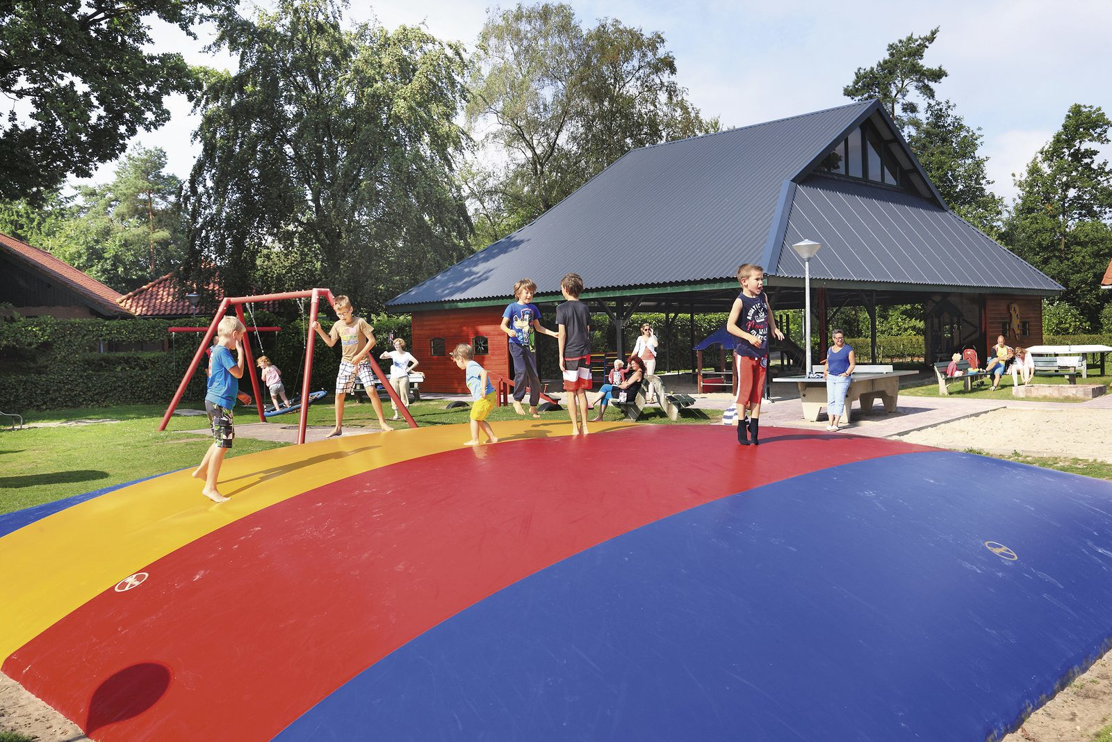 Child-friendly holiday park Netherlands