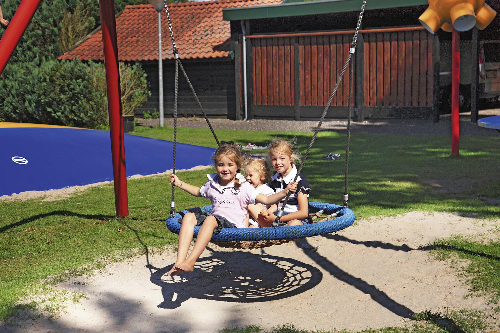 Urlaub für junge Familien