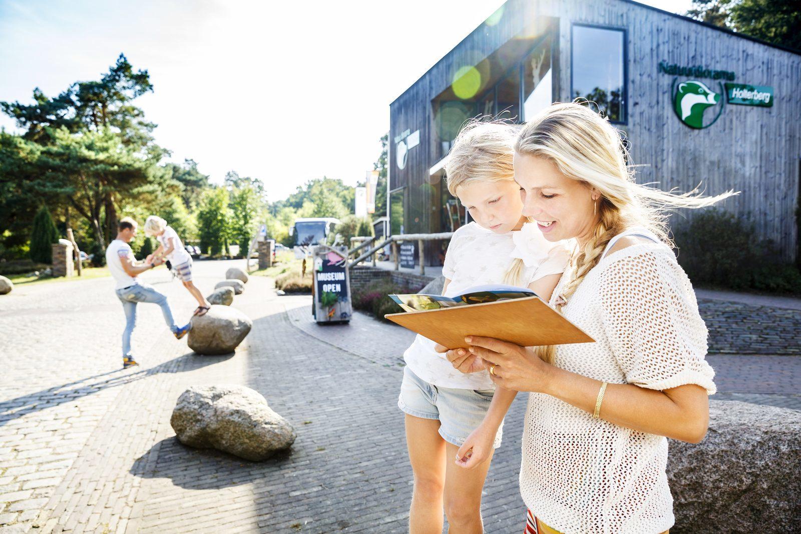 Vakantie voor jonge gezinnen