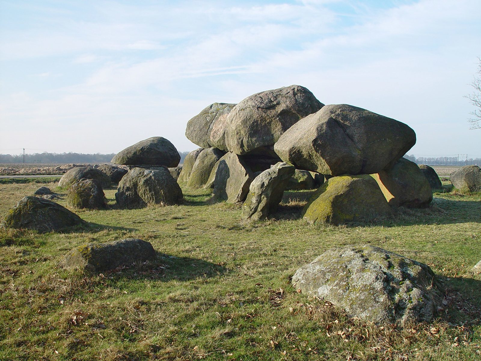 Dolmen Center Borger