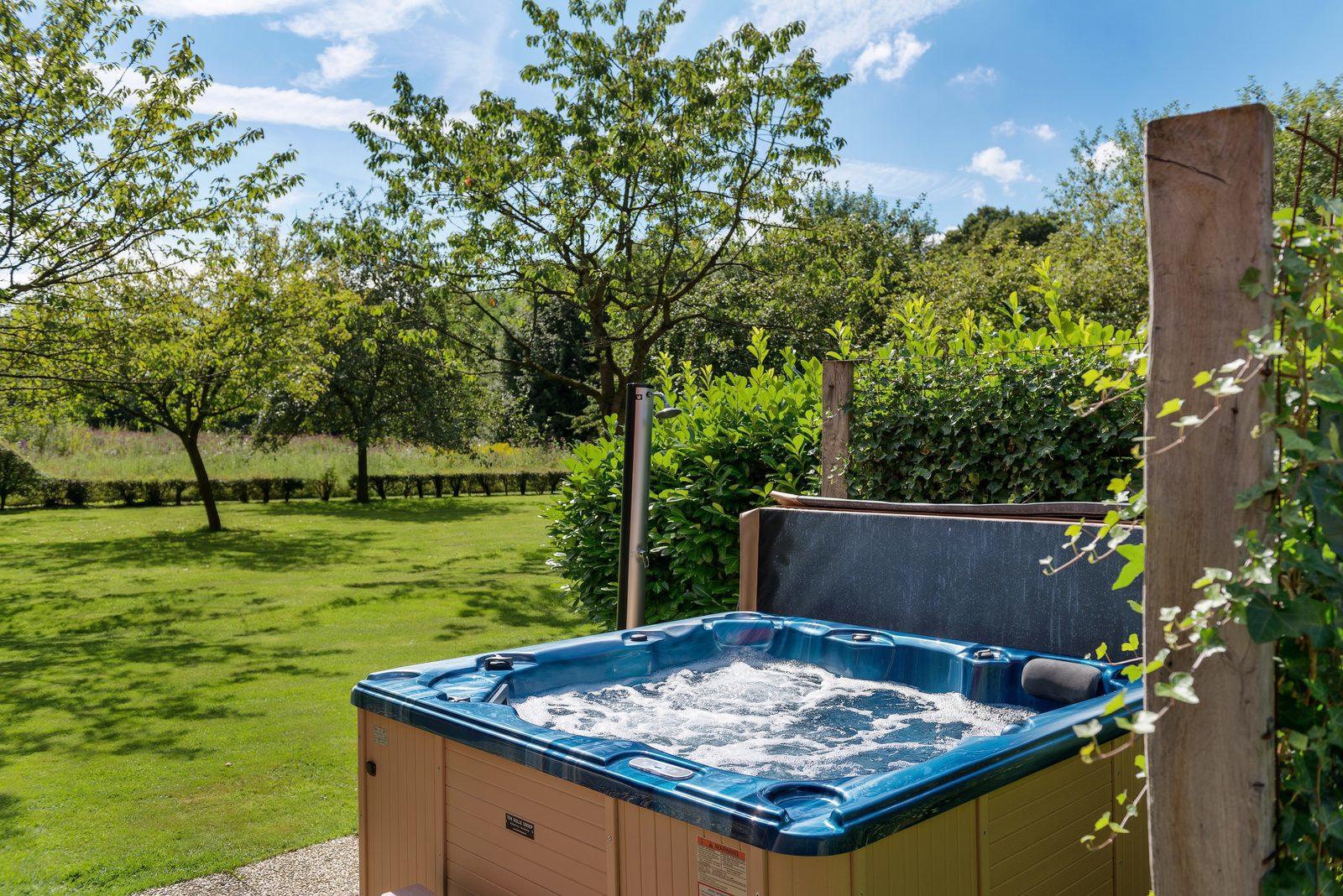 Vakantiehuizen met zwembad en jacuzzi
