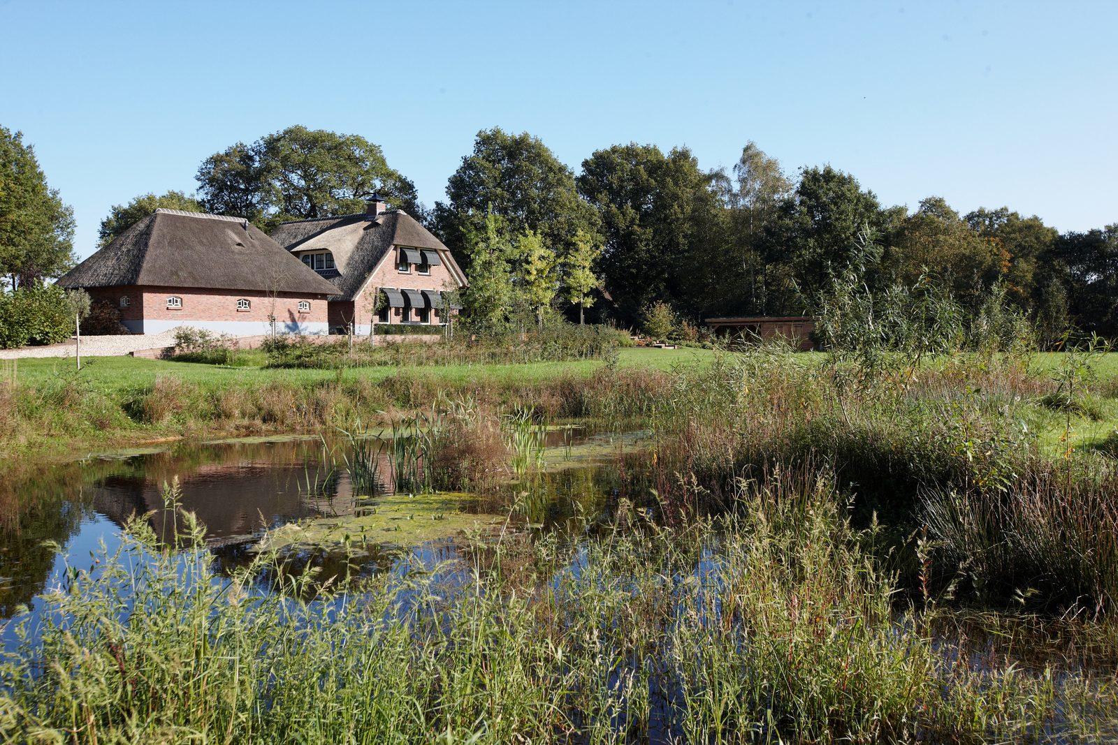 Luxe vakantiehuizen in Nederland