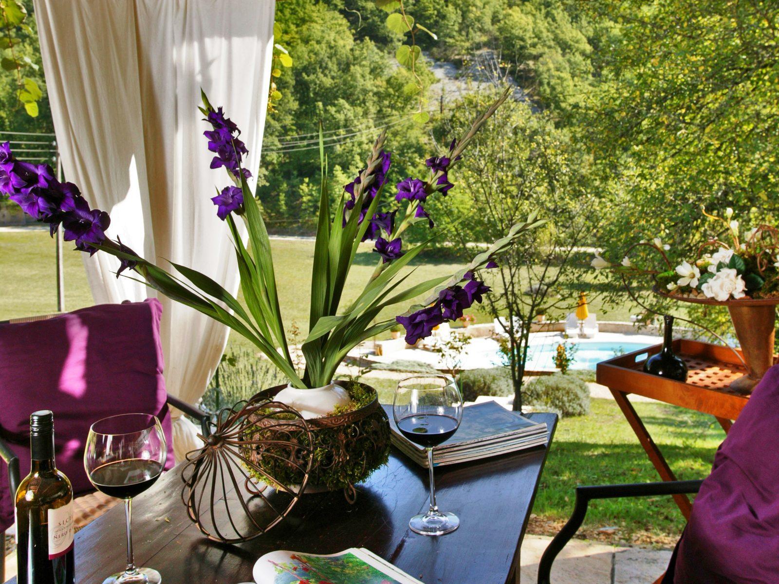 Frankrijk, Dordogne, sfeer, bijzondere vakantiehuizen, luxe