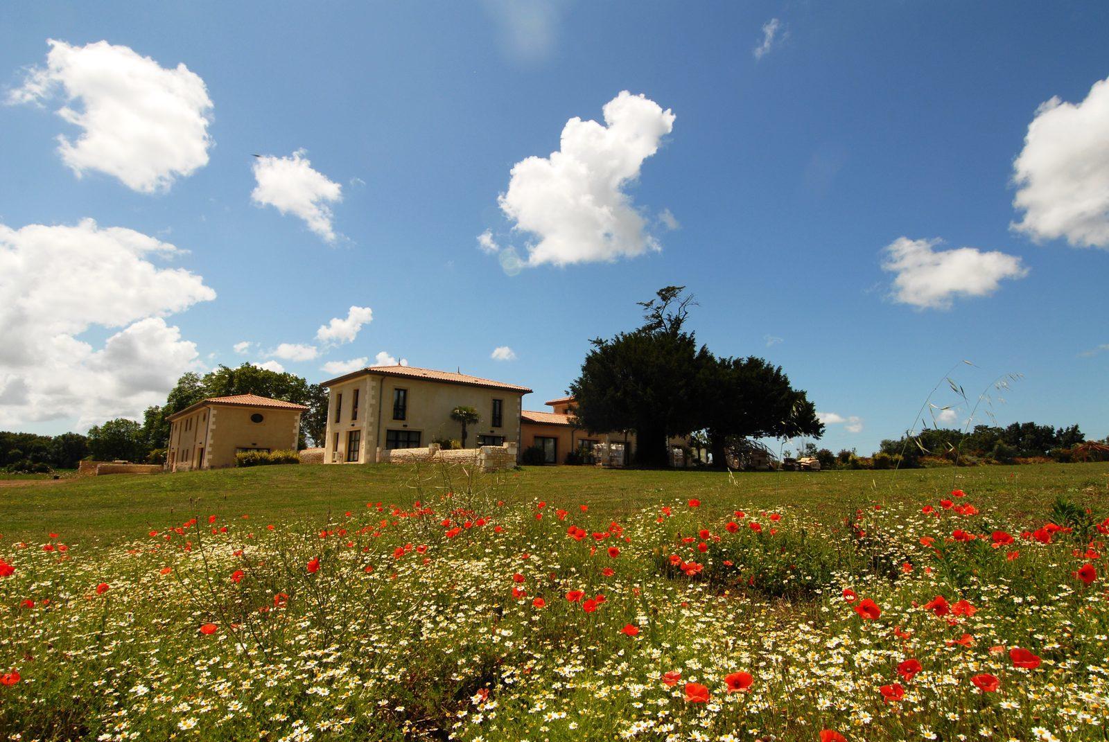 Frankrijk, Charente Maritime, Saint Jean Luzac, vakantie, parkje, kleinschalig, luxe, zwembad