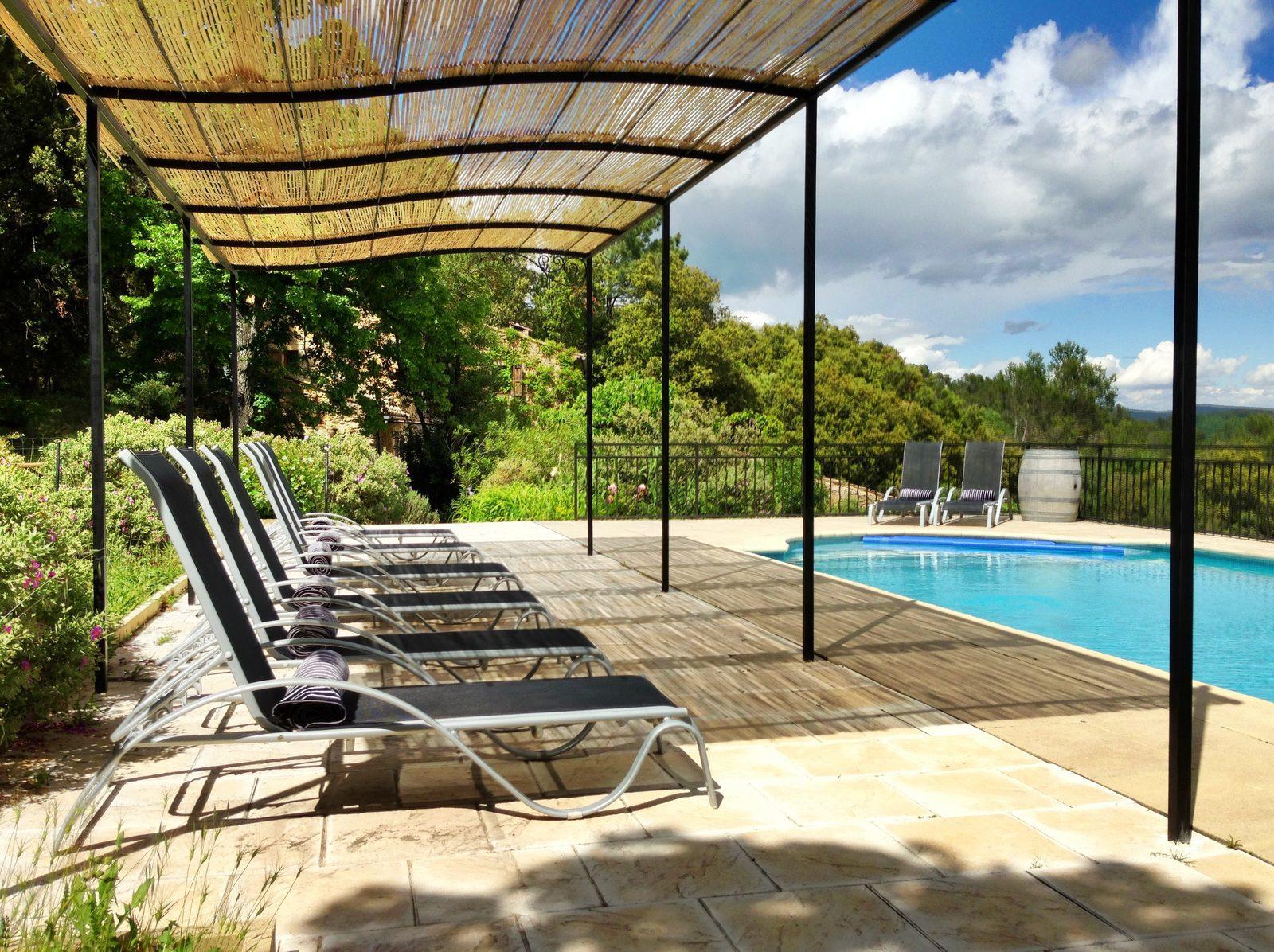Frankrijk, Languedoc Roussillon, Goudargues, Gard, glamping, kleinschalig, luxe, sfeer, safaritenten