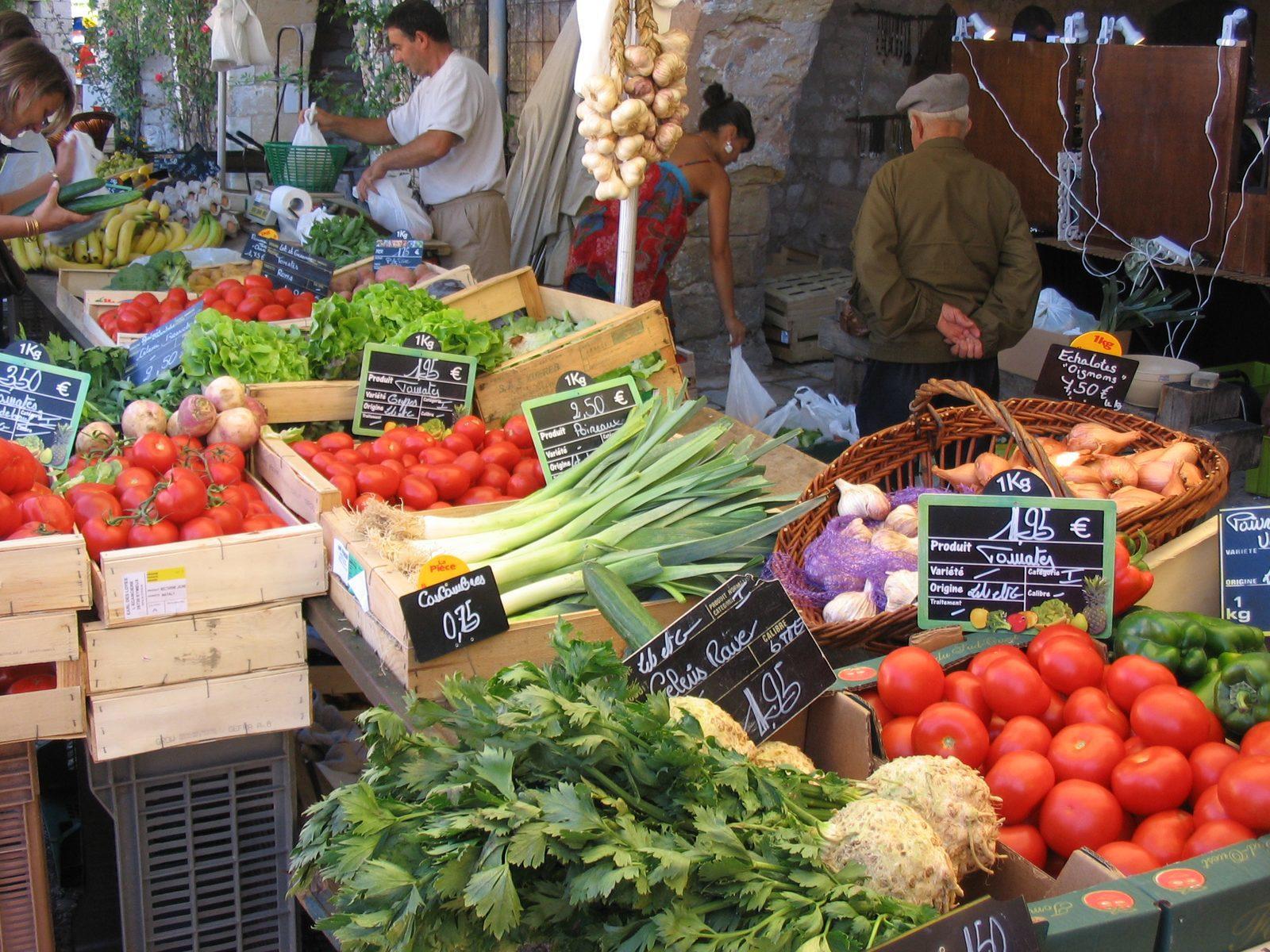 Frankrijk, marktjes, vakantie, gezin, vakantiehuizen