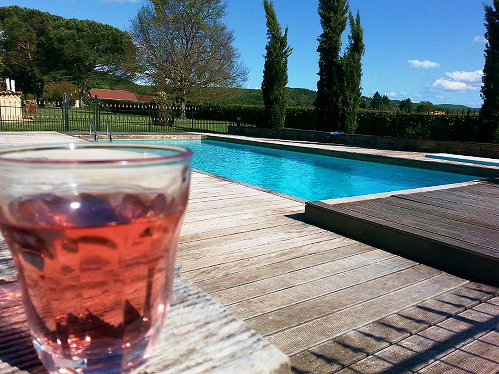 Vakantie, Frankrijk, zwembad, vakantiehuis, gîte, kleinschalig, kindvriendelijk