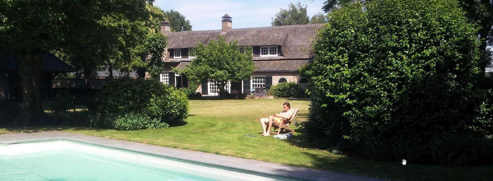 Vakantiehuis, Nederland, Brabant, zwembad, luxe, vakantie, weekendje weg, villa, boerderij, familie, natuur