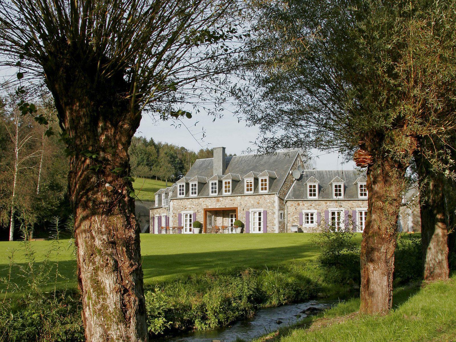 Belgie, Voerstreek, Limburg, Boukai Moulin, luxe vakantiehuis, groepen, zwembad, sauna