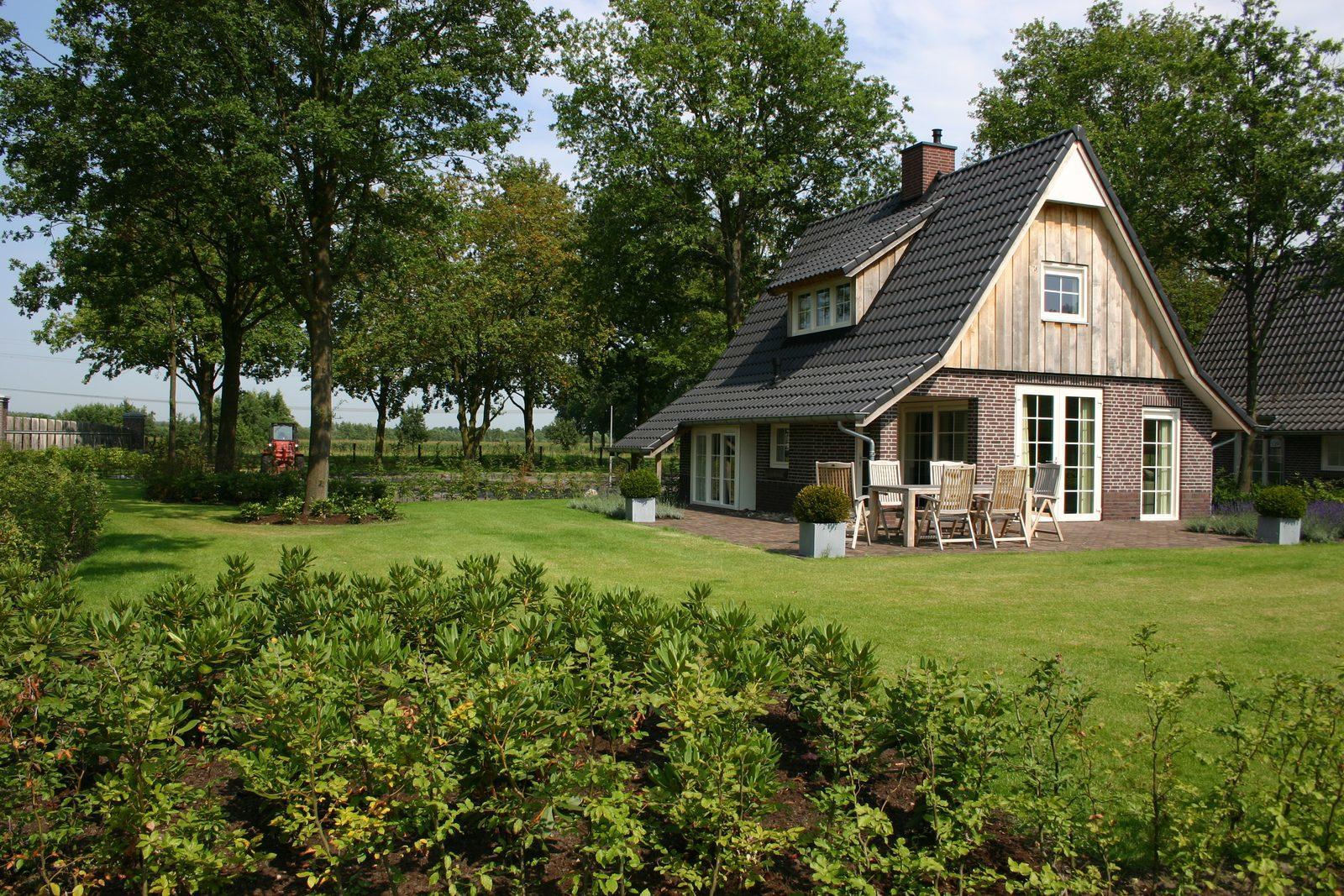 Luxe vakantiehuizen Nederland