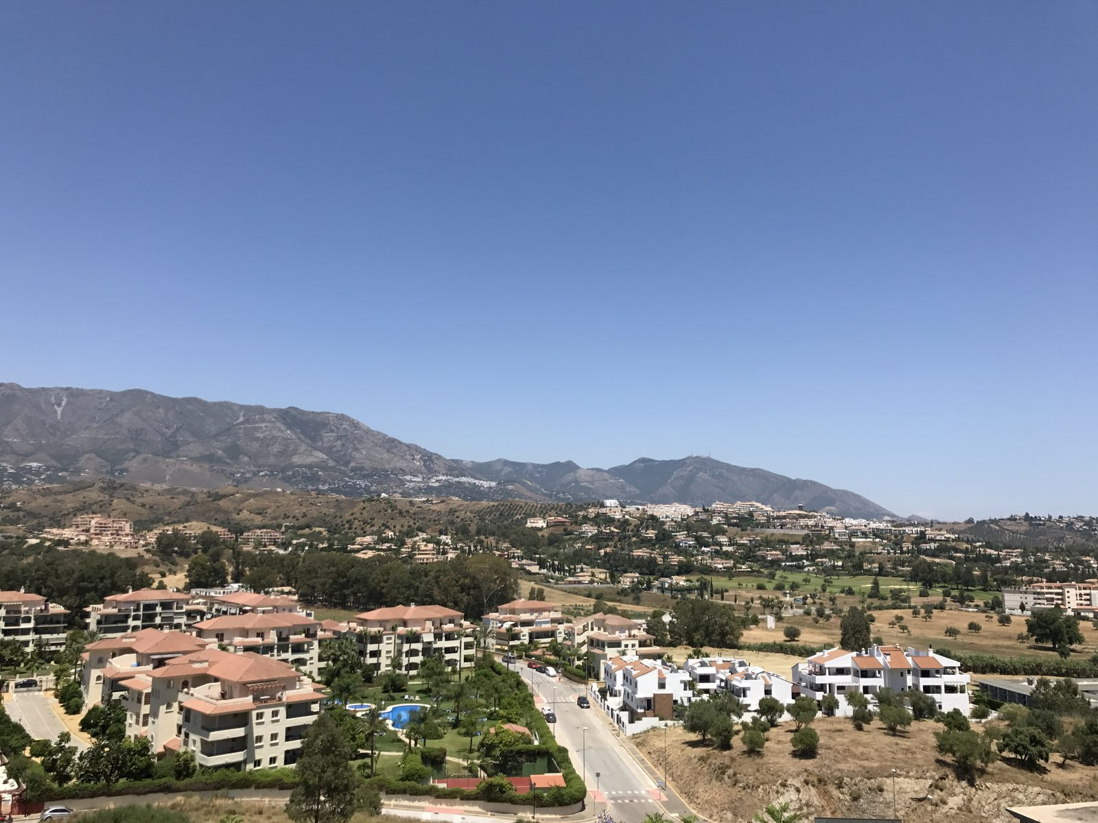 Mijas uitzicht