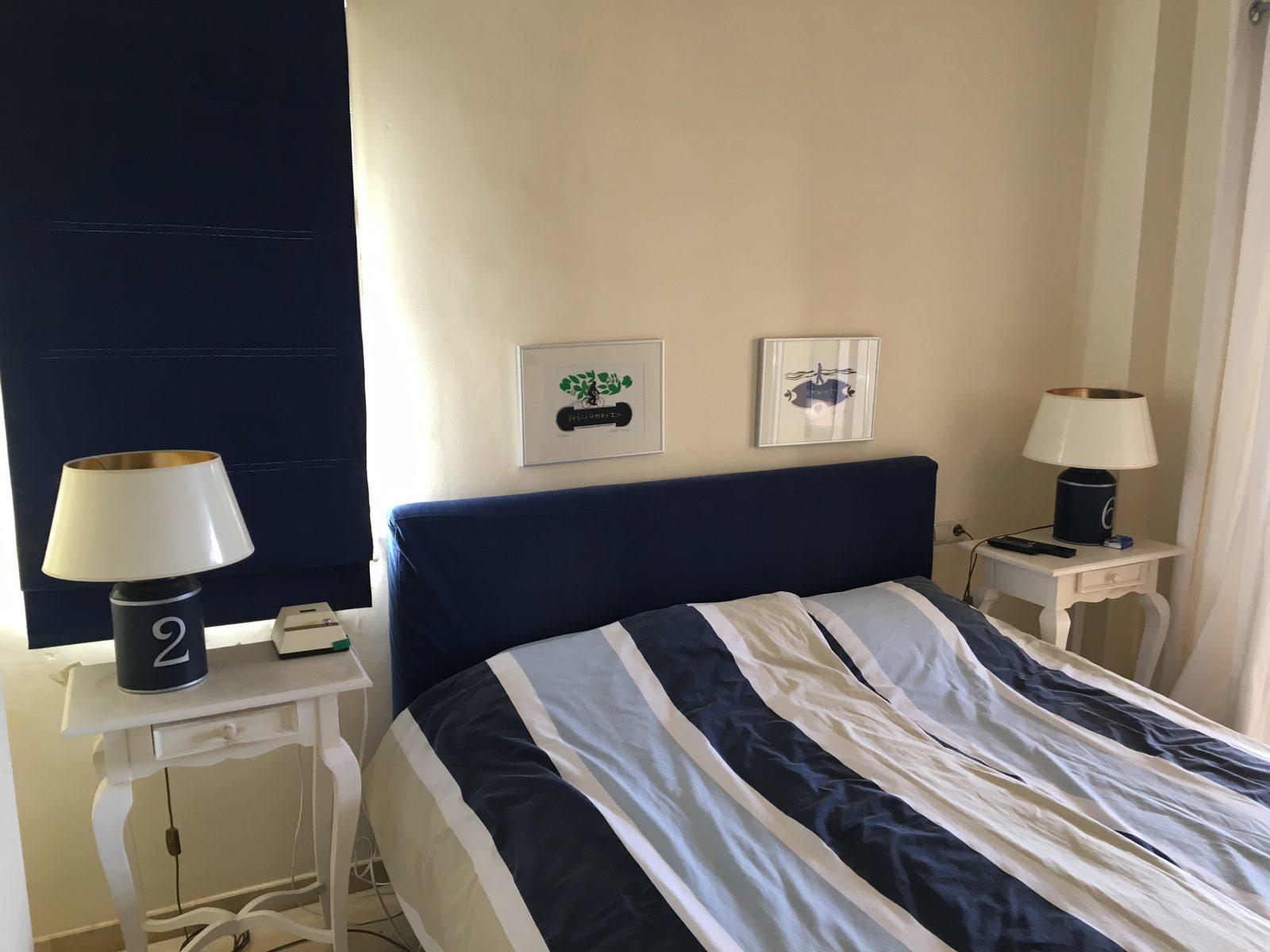 mijas slaapkamer