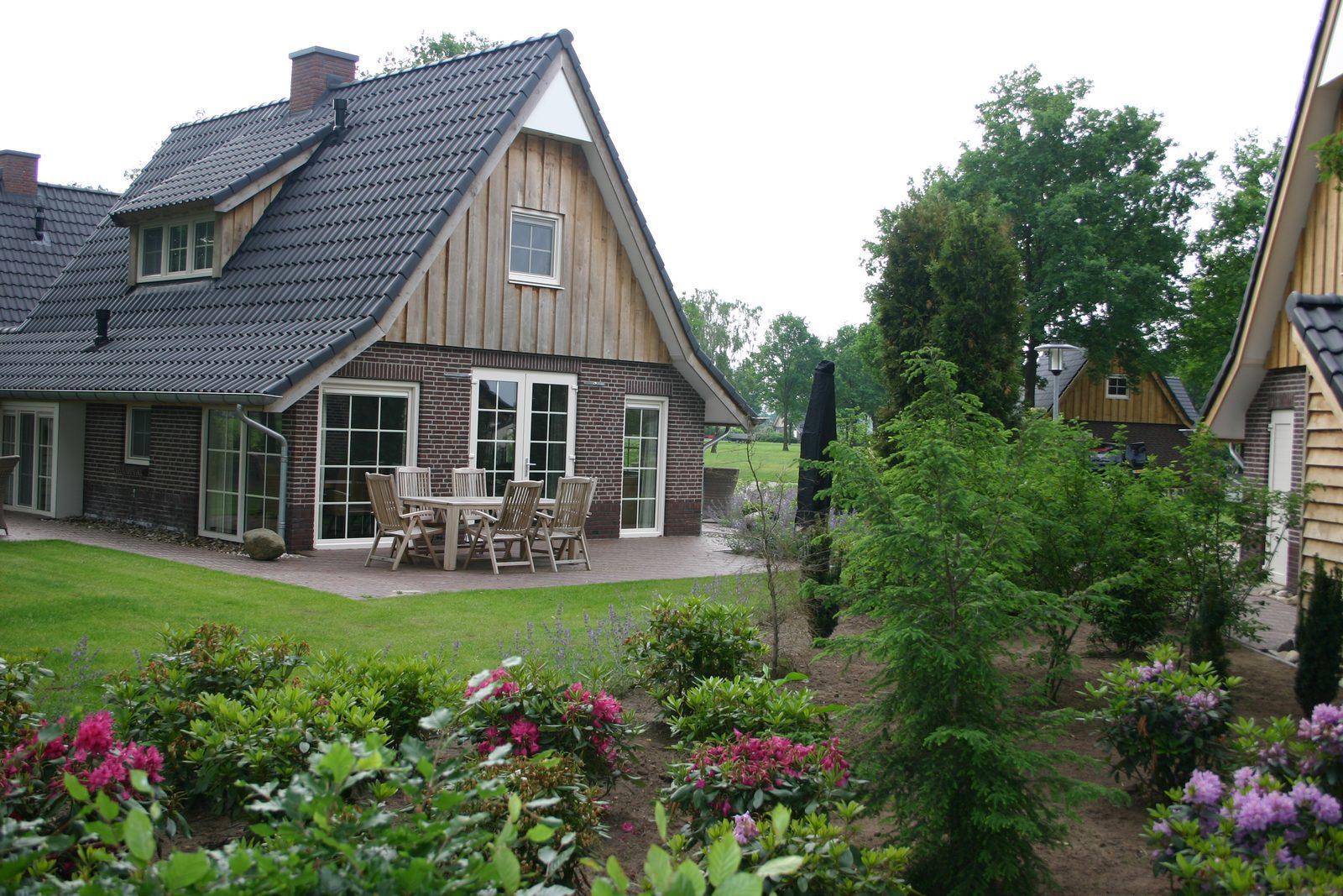 Bouwstijl en tuin