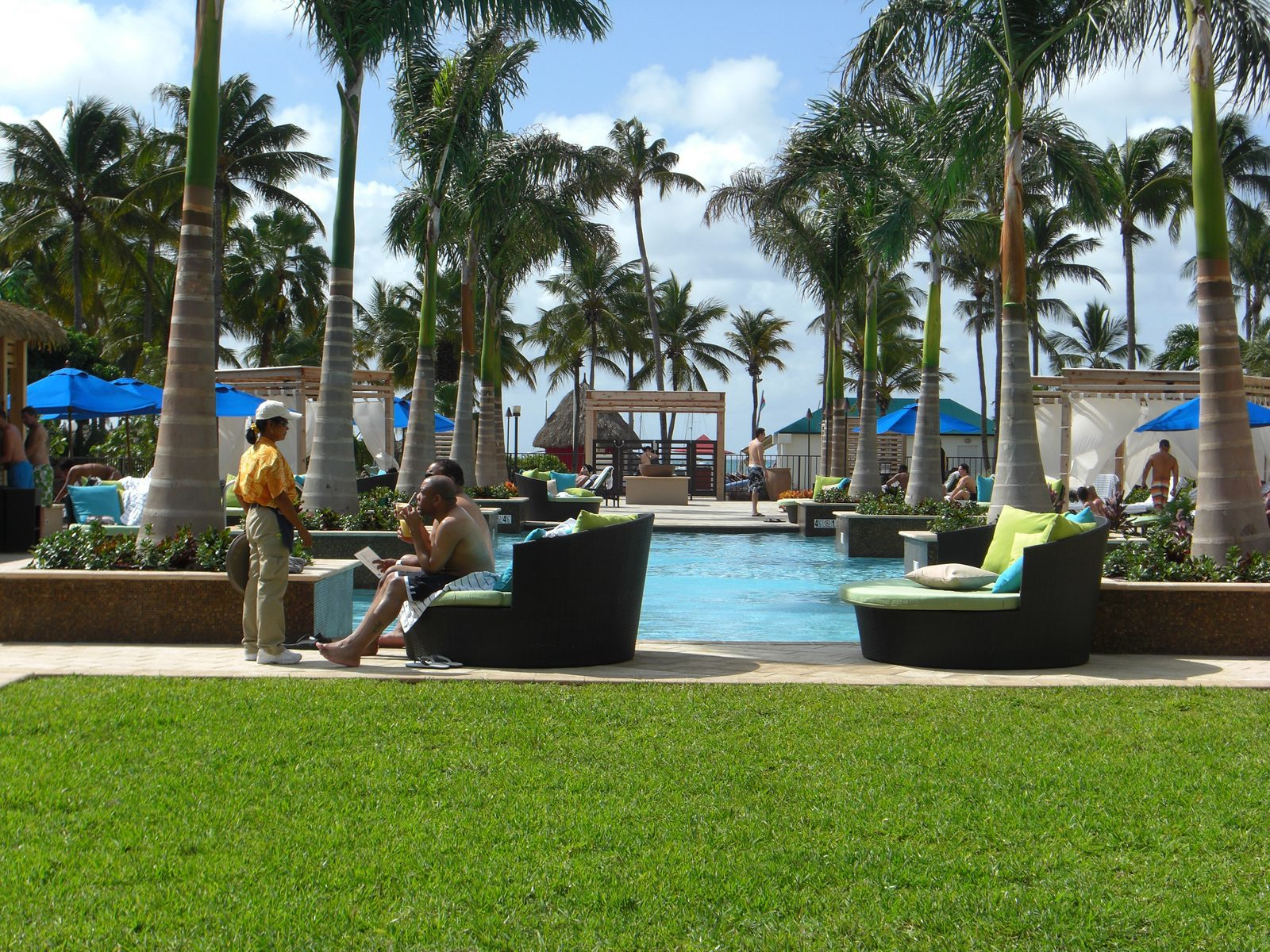 Marriott's Aruba Ocean & Surf Club