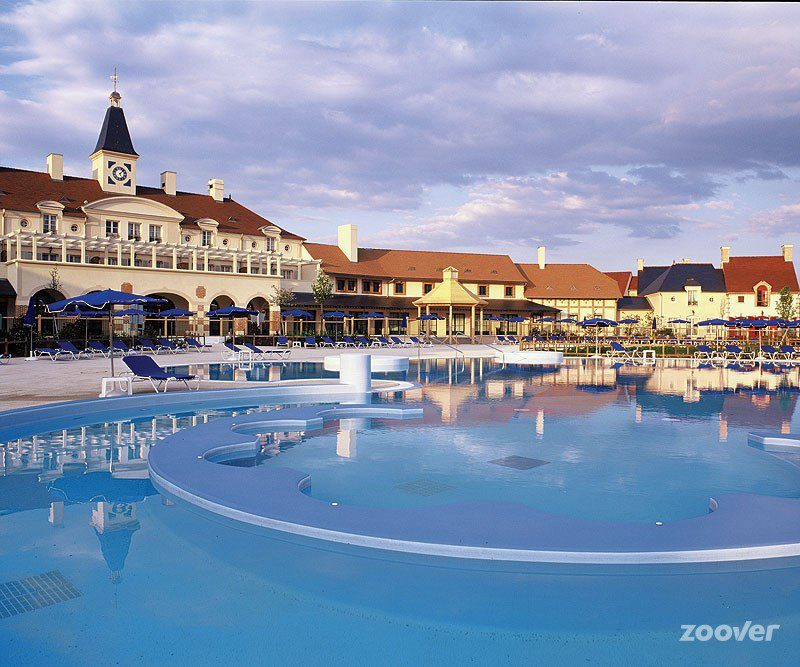 Marriott's Village d'Ile-de-France, Disneyland Paris