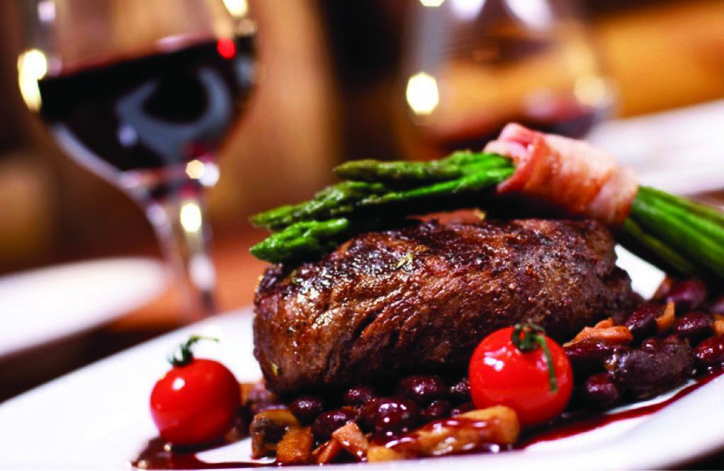 Mooie gerechten met kwaliteitsvolle ingrediënten