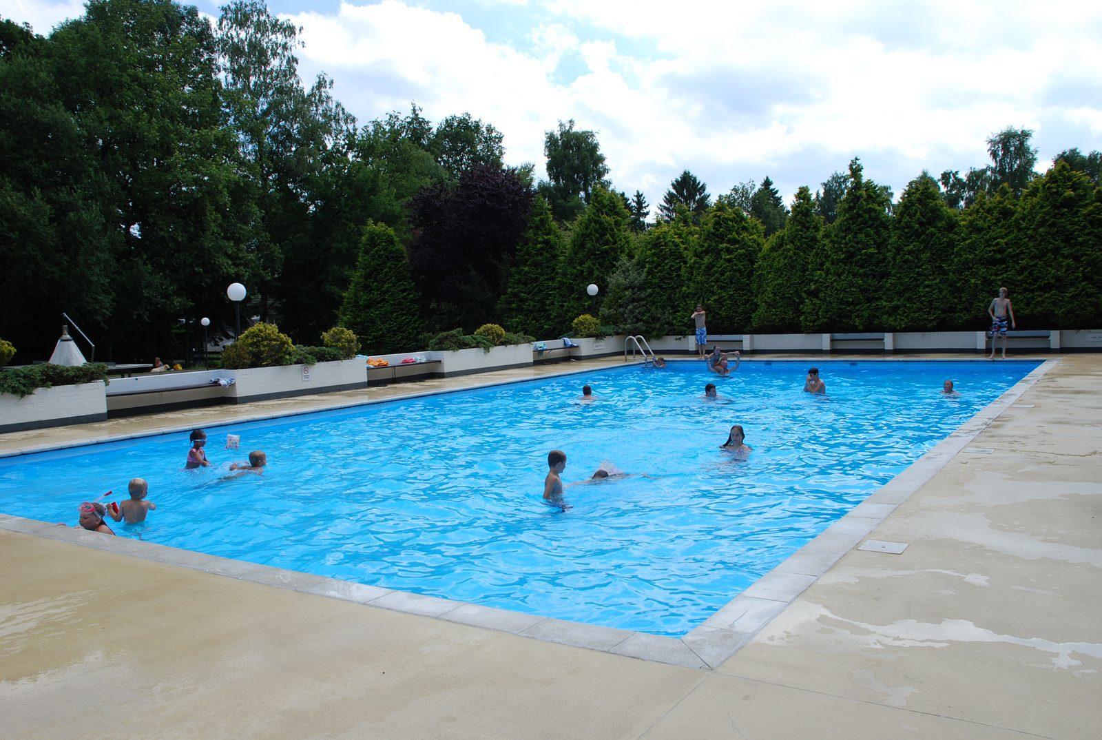 Bungalowpark met buiten zwembad (geopend tot 30 september)