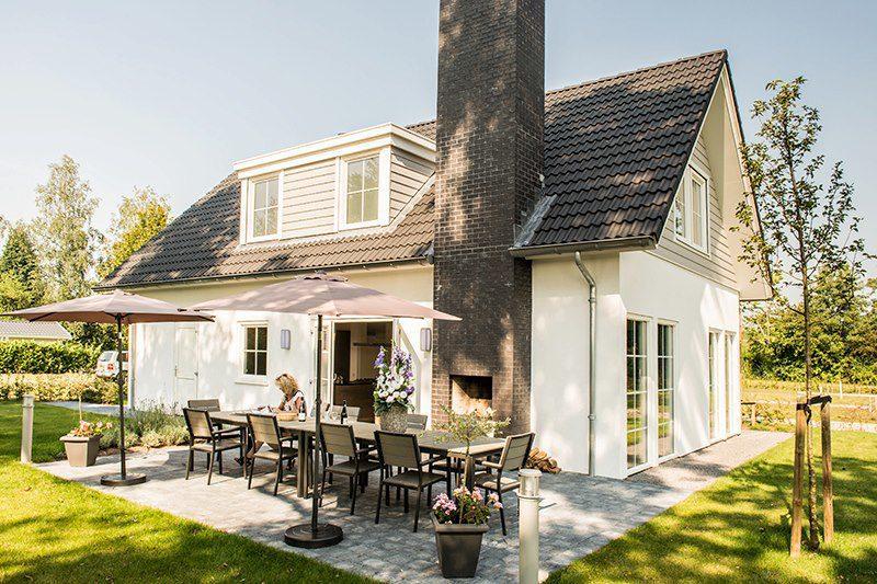 Grote vakantiehuizen Brabant