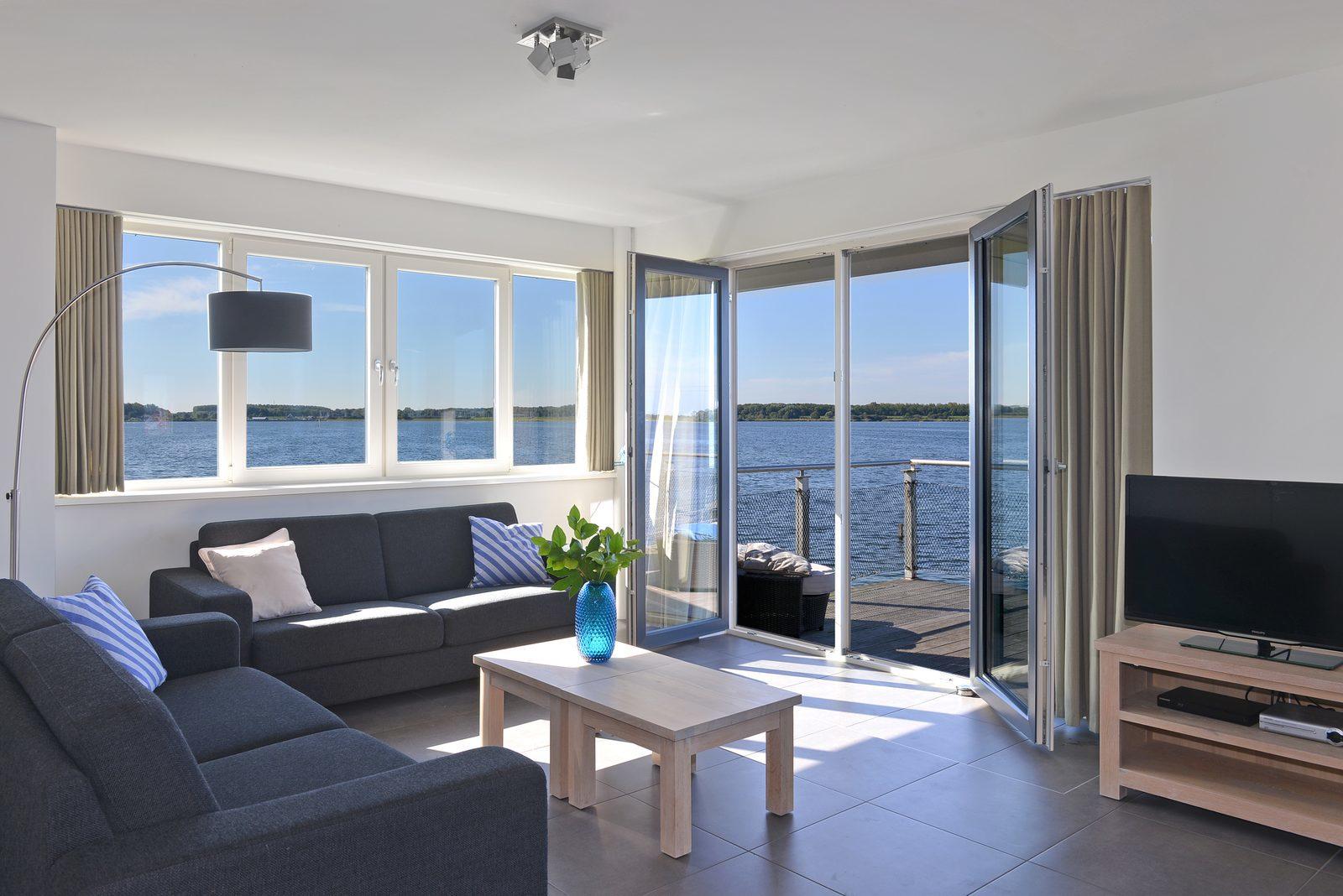 Luxurious group accommodation