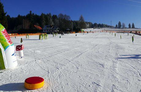 Ski park Frymburk