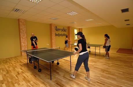 Indoor sporten - Sportarena Lipno