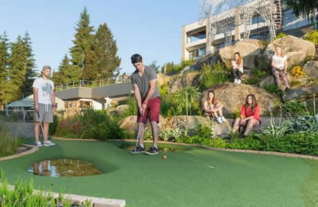 Adventure Golf Lipno