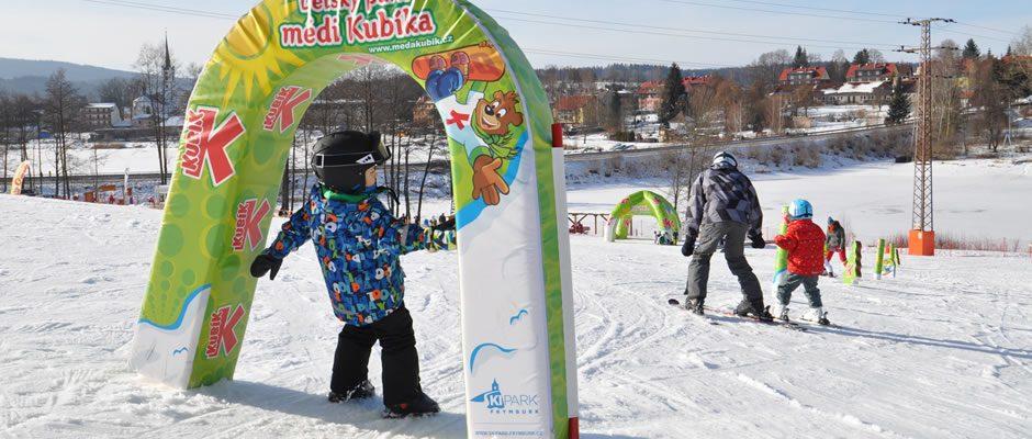 Skipark Frymburk