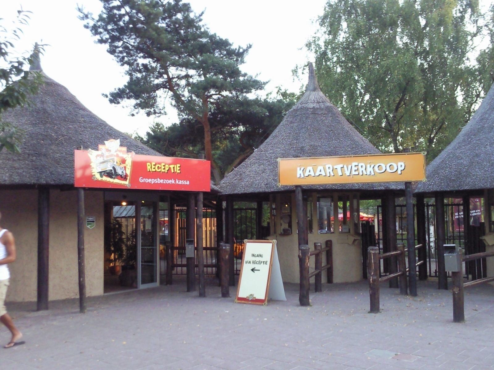 Safari Park Beekse Bergen
