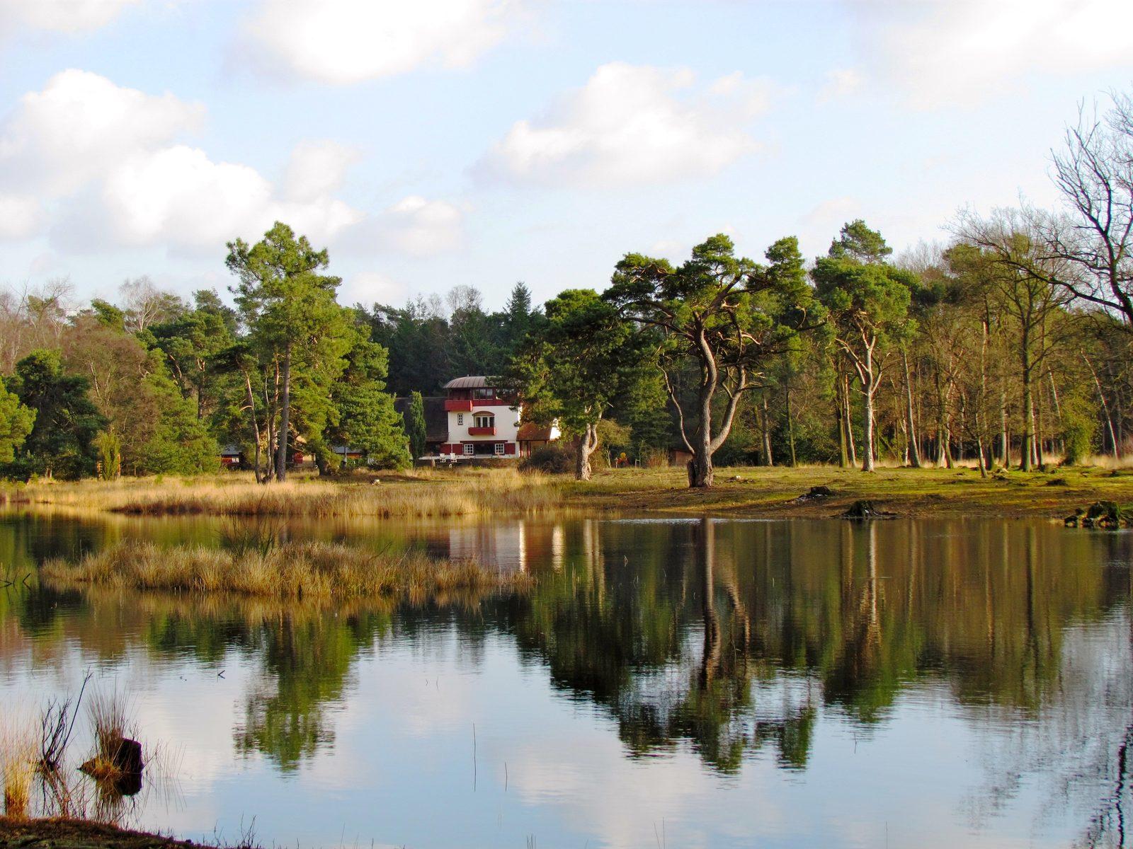 Nederland, Overijssel, vakantiehuis, natuur, landgoed, weekendje weg, luxe