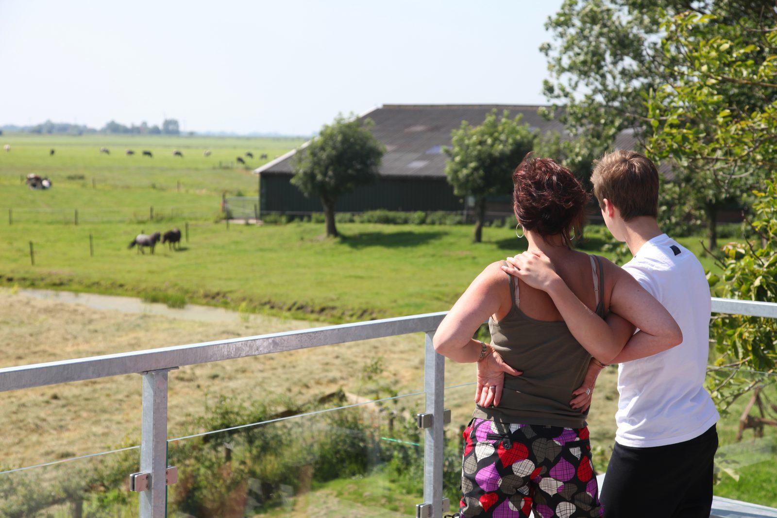Nederland, Friesland, vakantiehuis, vakantiewoning, weekendje weg, natuur