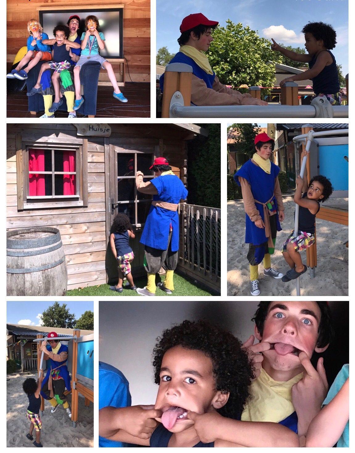 Vakantie met kinderen op de Veluwe | Recreatiepark De Boshoek