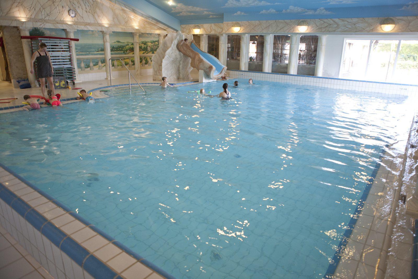 Lekker zwemmen in Voorthuizen op Recreatiepark De Boshoek