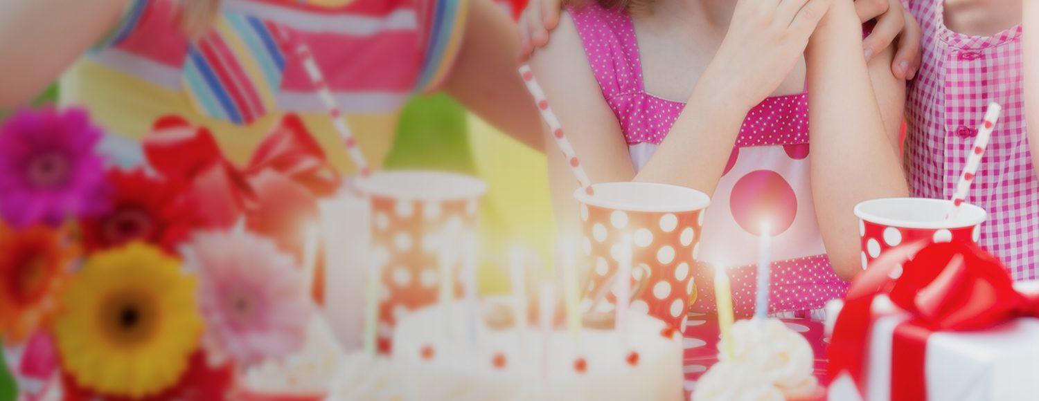 Maak je eigen Kinderfeest