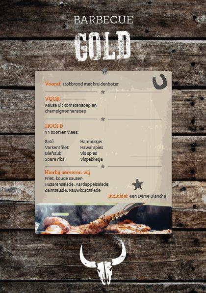 BBQ op de Veluwe bij De Boshoek in Voorthuizen