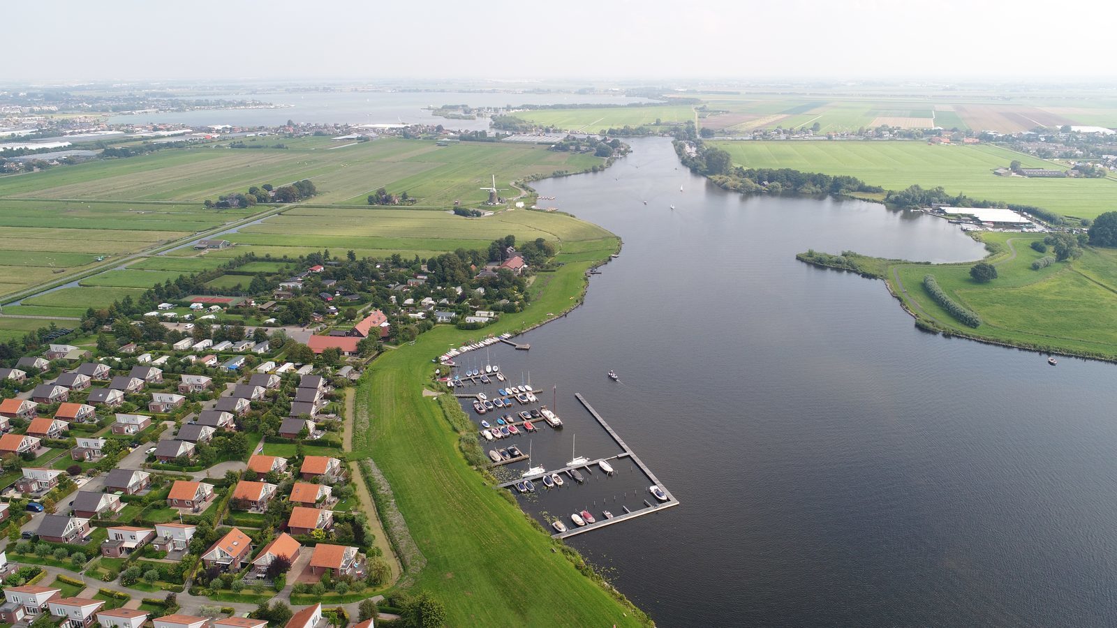 Braassermermeer Park Wijde Aa Roelofarendsveen