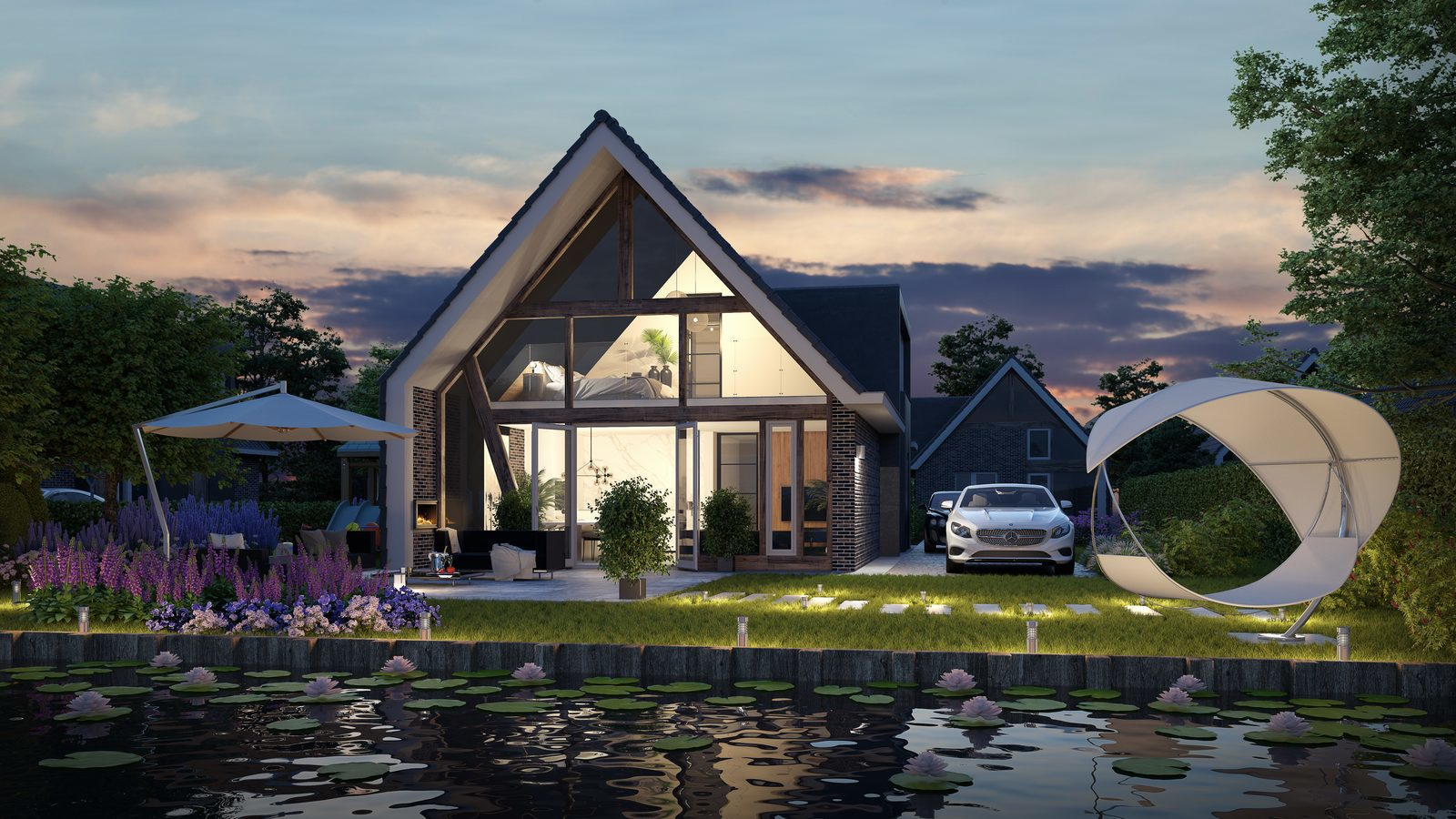 Buy holiday home the Netherlands