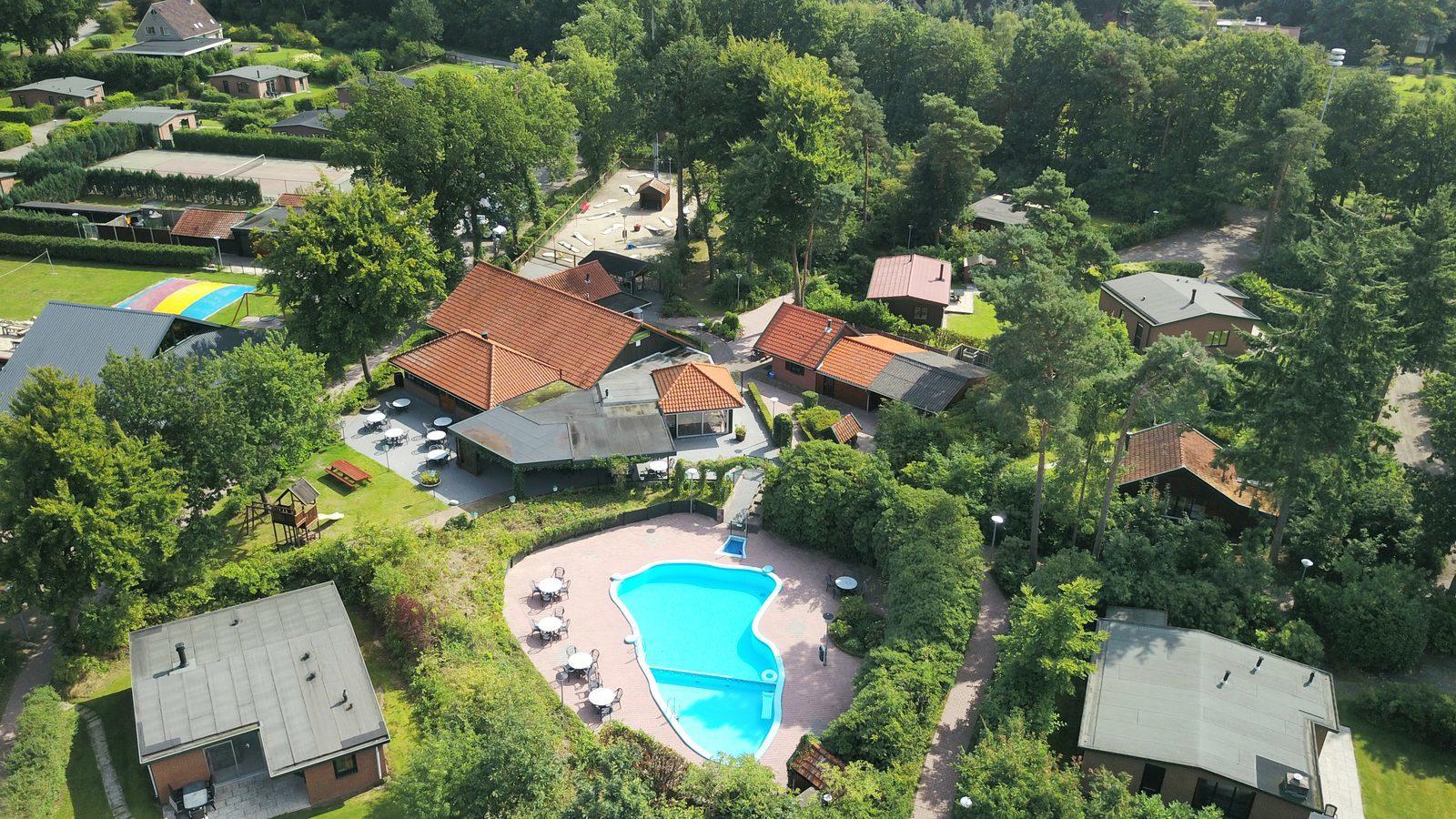 Holiday park De Lindeberg