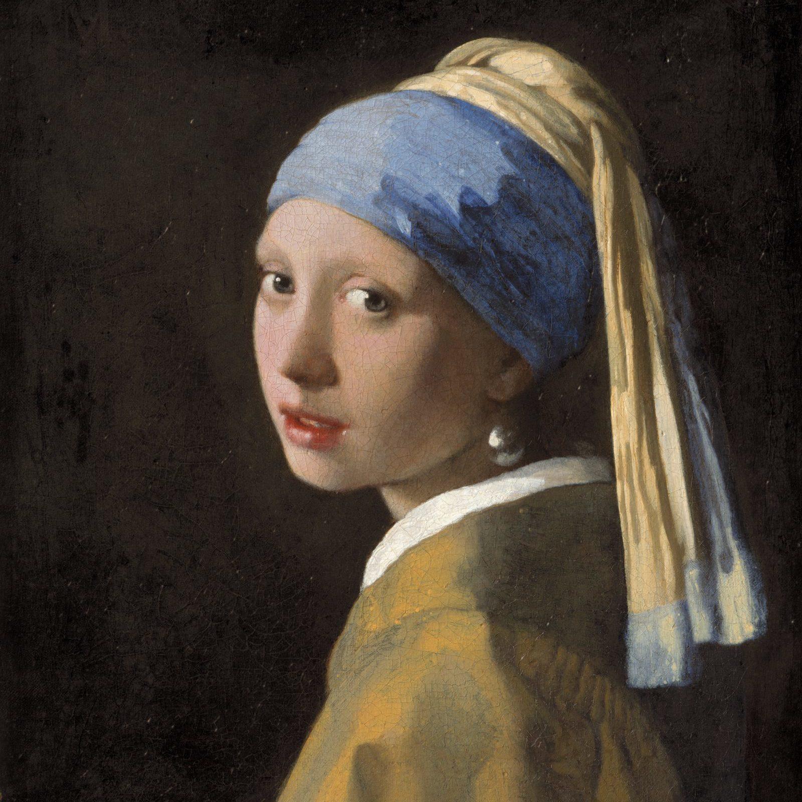 Meisje met de Parel, Mauritshuis