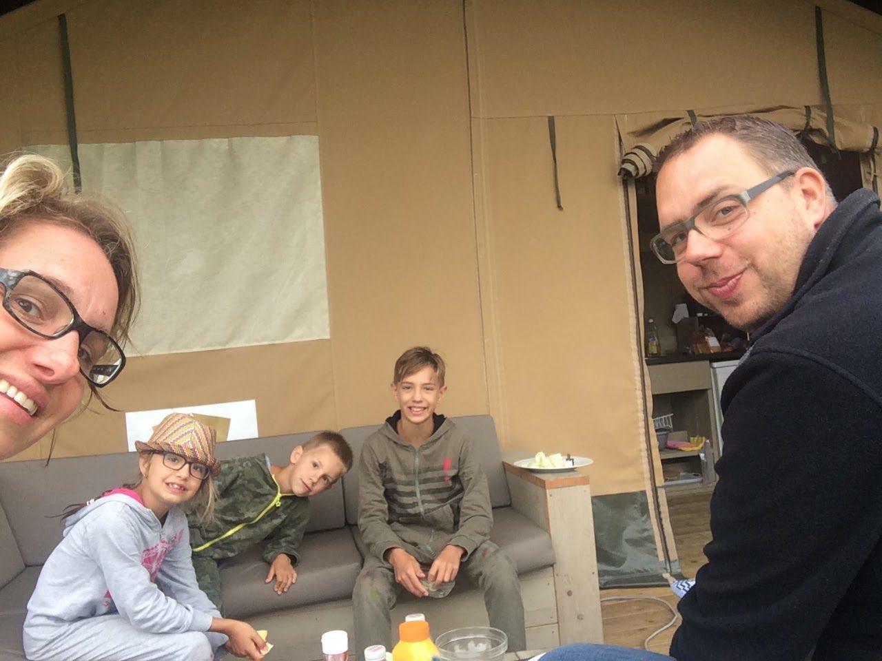 Vakantie met kinderen op de Veluwe bij Recreatiepark De Boshoek