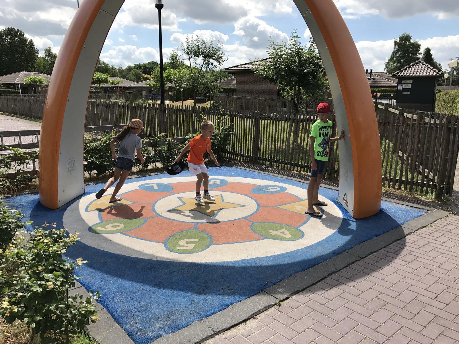 Lekker spelen op  vakantie op Recreatiepark De Boshoek