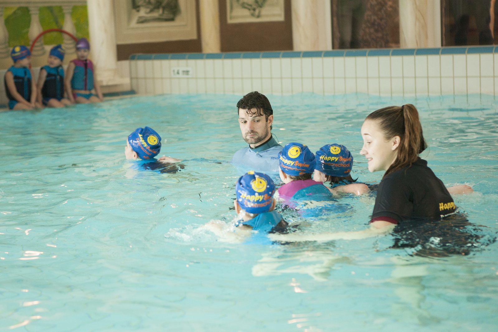 Haal je zwemdiploma tijdens vakantie op De Boshoek