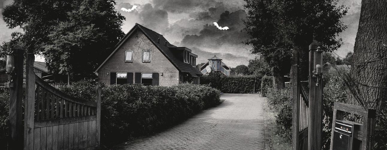 Halloween op De Boshoek