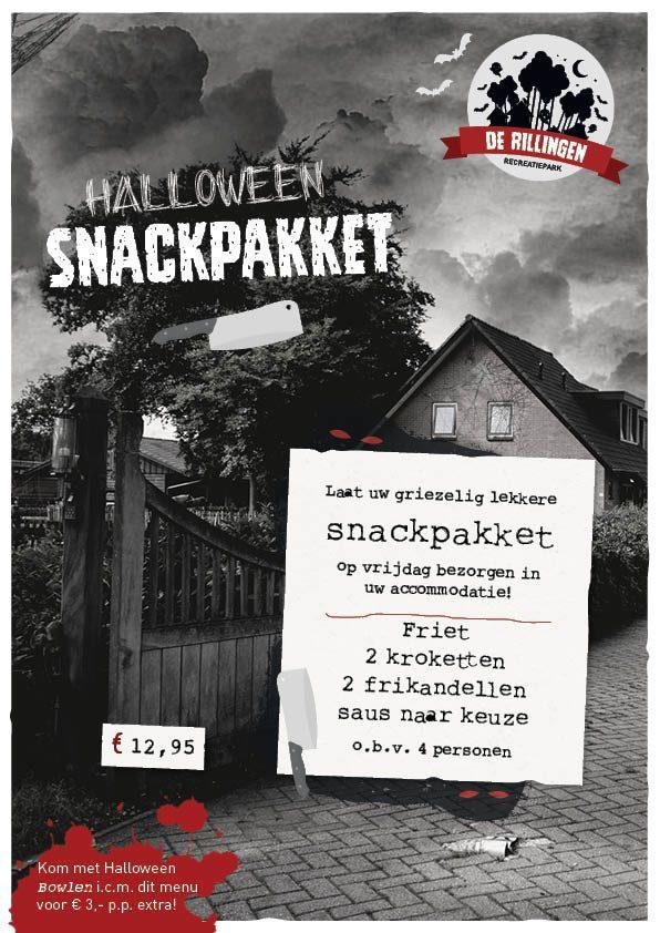 Lekker snacken met Halloween op De Boshoek