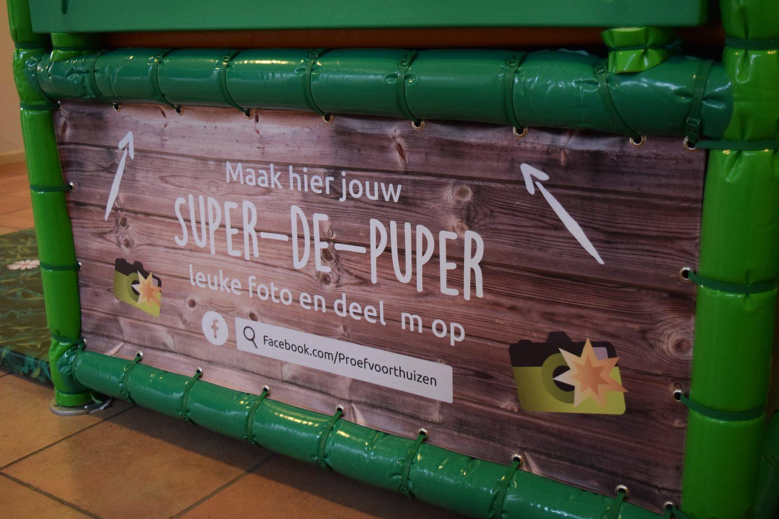 Indoor speeltoestel bij Groepsrestaurant Proef! in Voorthuizen
